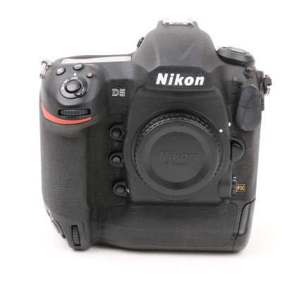 Save £346 at WEX Photo Video on Used Nikon D5 Digital SLR Camera Body - Dual XQD