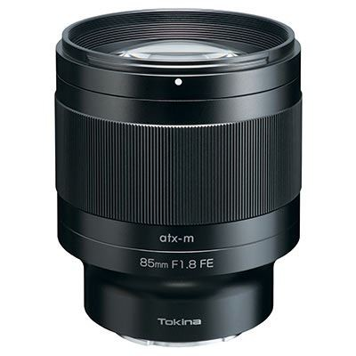 Save £60 at WEX Photo Video on Tokina 85mm f1.8 ATX-M FE Lens - Sony E Fit