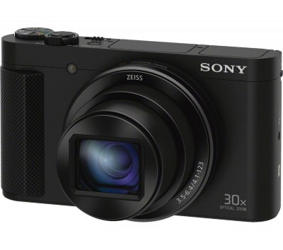 Save £40 at Currys on SONY Cyber-shot DSC-HX90B Superzoom Compact Camera - Black, Black
