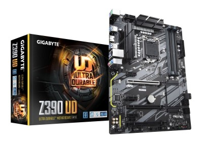 Save £17 at Ebuyer on Gigabyte Z390 UD LGA 1151 DDR4 ATX Motherboard