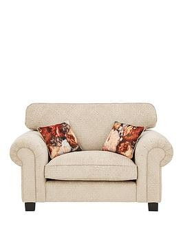 Save £190 at Very on Belgravia Fabric Cuddle Chair
