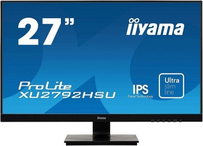 Save £23 at Ebuyer on iiyama ProLite XU2792HSU-B1 27'' IPS Full HD LED Monitor