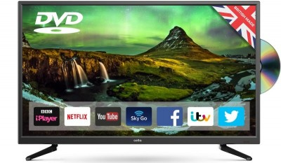 Save £119 at Ebuyer on Cello C32SFSD 32 Smart HD Ready LED TV with DVD Player