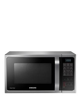 Save £40 at Very on Samsung Mc28H5013As/Eu 28-Litre Convection Microwave Oven With Ceramic Enamel Interior - Silver