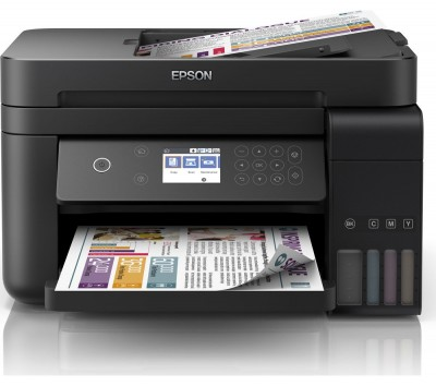 Save £60 at Currys on EPSON EcoTank ET-3750 All-in-One Wireless Inkjet Printer