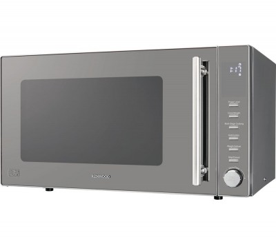 Save £100 at Currys on KENWOOD K30GMS18 Compact Microwave with Grill - Silver, Silver