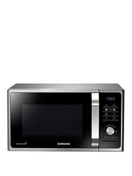 Save £41 at Very on Samsung Ms23F301Tas/Eu 23-Litre, 800-Watt Solo Microwave - Silver