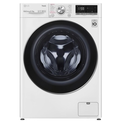 Save £100 at Appliance City on LG FWV796WTSE 9kg/6kg Direct Drive Steam Washer Dryer - WHITE