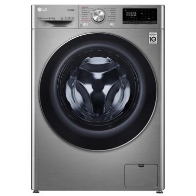 Save £100 at Appliance City on LG FWV796STSE 9kg/6kg Direct Drive Steam Washer Dryer - GRAPHITE