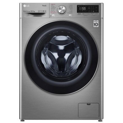 Save £80 at Appliance City on LG F4V710STSE 10.5kg Steam Washing Machine 1400rpm - GRAPHITE