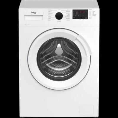 Save £49 at AO on Beko WTL104121W 10Kg Washing Machine with 1400 rpm - White - A+++ Rated