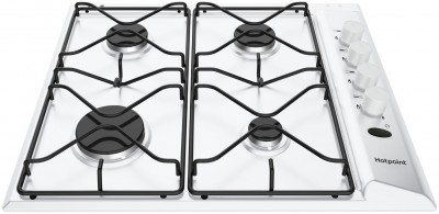 Save £101 at Argos on Hotpoint PAS642HWH Gas Hob - White