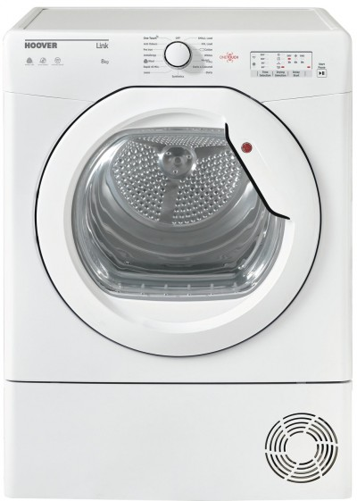 Save £30 at Argos on Hoover HLC8LG 8KG Condenser Tumble Dryer - White