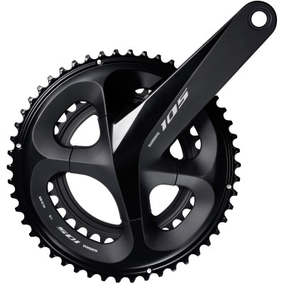 Save £25 at Wiggle on Shimano 105 R7000 11 Speed Double Chainset Chainsets