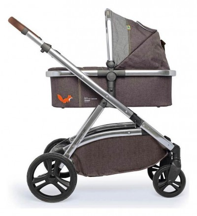 Save £100 at Argos on Cosatto Wow XL Pushchair & Carrycot - Mister Fox