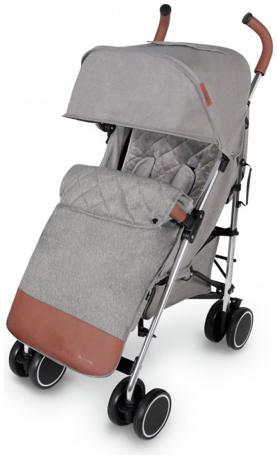 Save £25 at Argos on Ickle Bubba Discovery Max Stroller - Grey on Silver