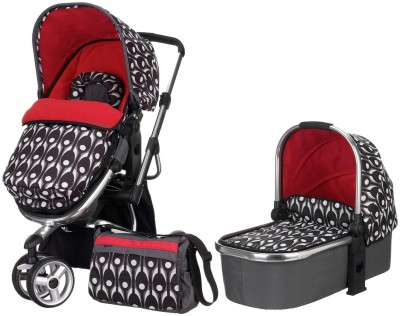 Save £260 at Argos on Obaby Chase 2 in 1 Pushchair & Carrycot - Eclipse