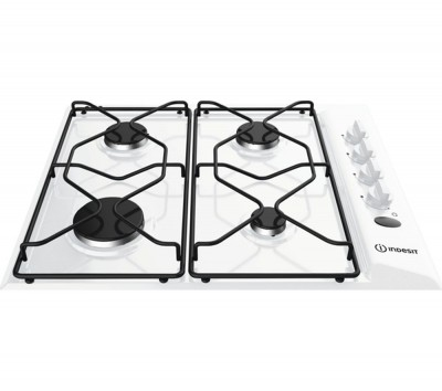 Save £18 at Currys on INDESIT PAA 642 /I Gas Hob - White, White