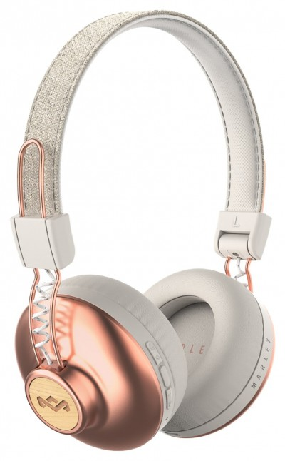 Save £10 at Argos on Marley Positive Vibration 2.0 Wireless Headphones – Copper
