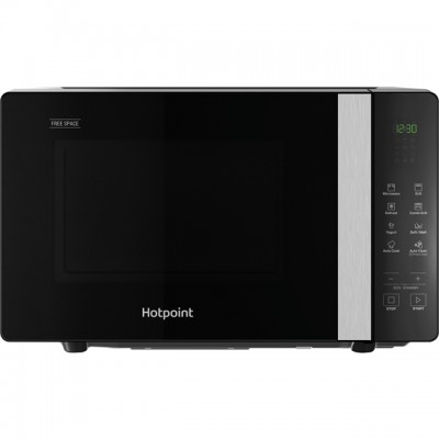 Save £26 at AO on Hotpoint FREE SPACE MWHF203B 20 Litre Microwave With Grill - Black