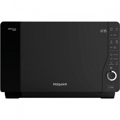 Save £30 at AO on Hotpoint EXTRASPACE MWH26321MB 25 Litre Microwave With Grill - Black