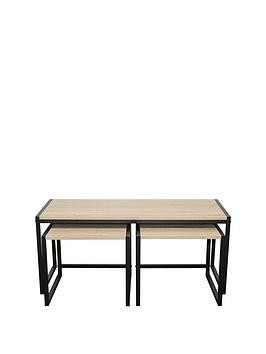 Save £30 at Very on Telford Industrial Nested Coffee Table