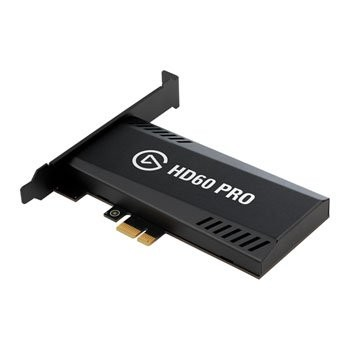 Save £25 at Scan on Elgato HD60 Pro Internal PCIe Full HD Game Capture/Streaming Card