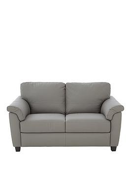 Save £300 at Very on Arizona Leather 2 Seater Sofa