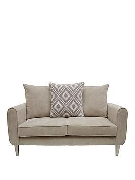 Save £200 at Very on Mylo Fabric 2 Seater Scatter Back Sofa