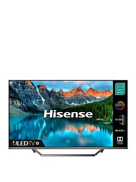 Save £150 at Very on Hisense H55U7Qftuk 55 Inch 4K Ultra Hd, Hdr, Freeview Play Smart Tv