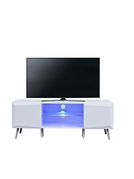 Save £40 at Very on Xander Tv Stand With Led Lights - Fits Up To 55 Inch Tv
