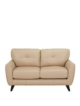 Save £200 at Very on Boston Leather 2 Seater Sofa