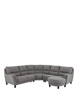 Save £600 at Very on Atlanta Fabric Corner Group Sofa