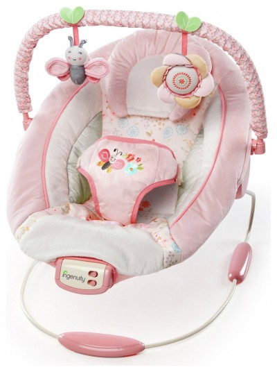 Save £10 at Argos on Ingenuity Felicity Floral Bouncer