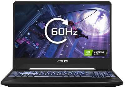 Save £134 at Ebuyer on ASUS TUF FX505GT Core i5 8GB 512GB SSD GTX 1650 15.6 Win10 Home Gaming Laptop