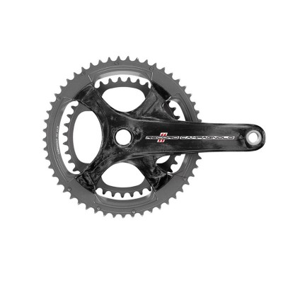Save £81 at Wiggle on Campagnolo Record Ultra Torque Carbon 11 Speed Chainset Chainsets