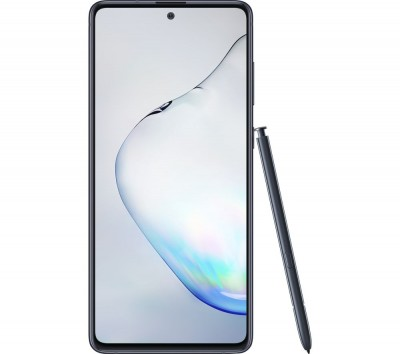 Save £134 at Currys on Samsung Galaxy Note 10 Lite - 128 GB, Aura Black, Black