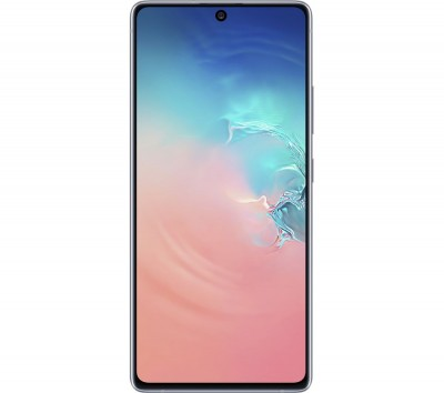 Save £146 at Currys on Samsung Galaxy S10 Lite - 128 GB, Prism White, White