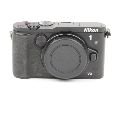 Save £30 at WEX Photo Video on Used Nikon 1 V3 Black Digital Camera Body Only