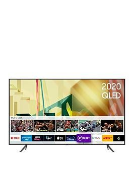 Save £500 at Very on Samsung Qe85Q70T 85 Inch, Qled, 4K Ultra Hd, Quantam Processor, Hdr 1000, Smart Tv