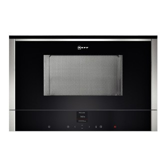 Save £71 at Sonic Direct on Neff C17WR00N0B Built In Microwave Oven in St Steel 900W Left Hinged
