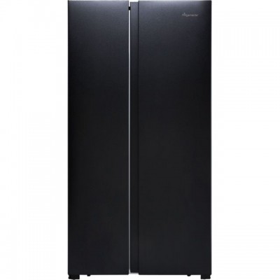 Save £70 at AO on Fridgemaster MS91518FBS American Fridge Freezer - Black / Stainless Steel - A+ Rated