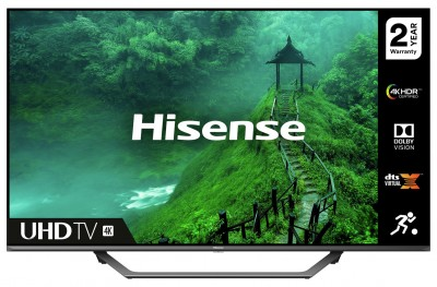 Save £100 at Argos on Hisense 65AE7400FT 65 Inch Smart 4K Ultra HD LED TV with HDR