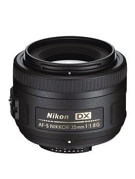 Save £31 at Very on Nikon 35Mm F/1.8G Af-S Dx Lens