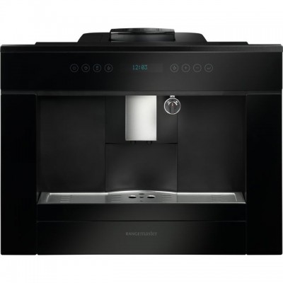 Save £250 at AO on Rangemaster Eclipse ECL45CFBL/BL Built In Bean to Cup Coffee Machine - Black