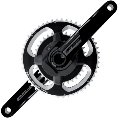 Save £135 at Wiggle on FSA Powerbox Alloy Road ABS Chainset Power Meter Chainsets