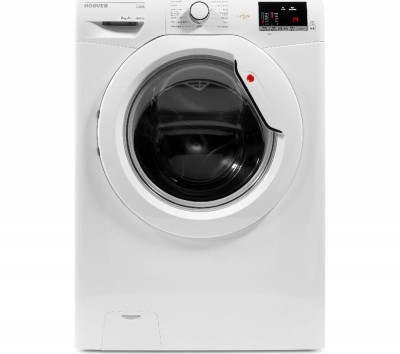 Save £71 at Currys on Hoover Dynamic Link DHL 1482D3 NFC 8 kg 1400 Spin Washing Machine - White, White