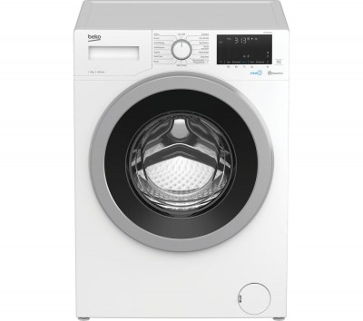 Save £50 at Currys on BEKO WEX940530W Bluetooth 9 kg 1400 Spin Washing Machine - White, White