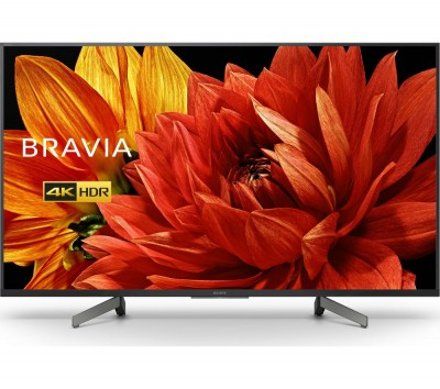 Save £101 at Currys on SONY BRAVIA KD-43XG8396BU Smart 4K Ultra HD HDR LED TV with Google Assistant