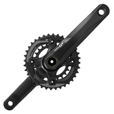 Save £18 at Wiggle on SRAM GX 1400 2x11 Fatbike GXP Chainset Chainsets